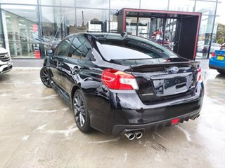 2018 Subaru WRX V1 MY18 AWD Black 6 Speed Manual Sedan.