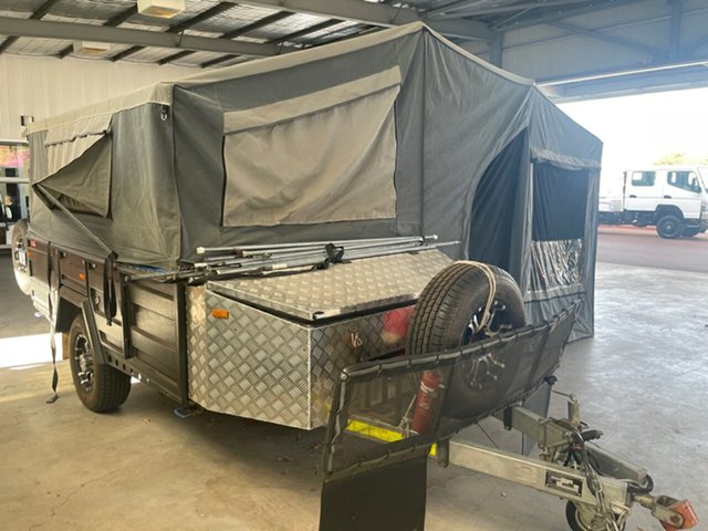 Used St James, 2015 Leisure Matters Aztec Camper Trailer