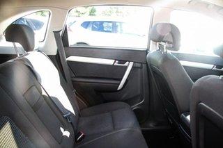 2012 Holden Captiva CG Series II MY12 7 SX Black 6 Speed Sports Automatic Wagon