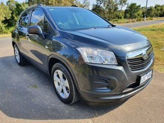2016 Holden Trax TJ Active Grey Automatic Wagon.