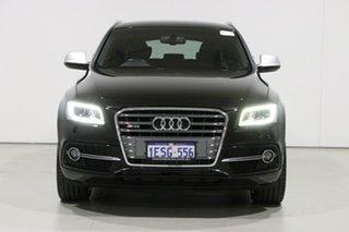 2014 Audi SQ5 8R MY14 3.0 TDI Quattro Black 8 Speed Automatic Wagon.