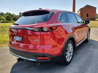 2016 Mazda CX-9 TC Azami Red Sports Automatic Wagon