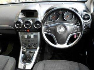 2013 Holden Captiva CG Series II MY12 5 Grey 6 Speed Manual Wagon