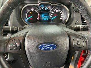 2013 Ford Ranger PX Wildtrak Double Cab Orange 6 Speed Sports Automatic Utility