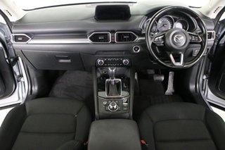 2017 Mazda CX-5 MY17 Maxx Sport (4x4) Silver 6 Speed Automatic Wagon