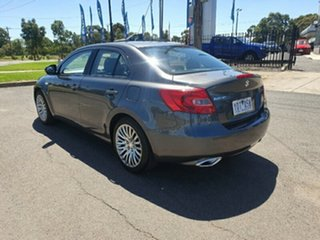 2011 Suzuki Kizashi FR MY11 Prestige Mineral Grey 6 Speed Constant Variable Sedan