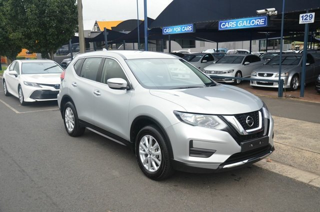 Used Nissan X-Trail T32 Series 2 ST 7 Seat (2WD) Toowoomba, 2019 Nissan X-Trail T32 Series 2 ST 7 Seat (2WD) Silver Continuous Variable Wagon