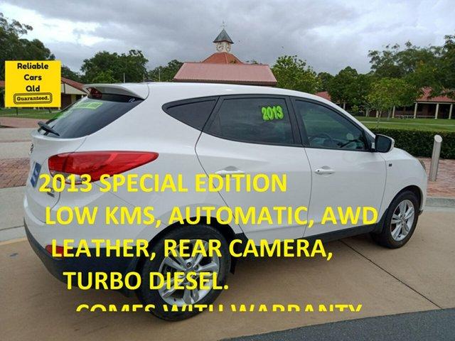 Used Hyundai ix35 LM MY11 Elite (AWD) Southport, 2012 Hyundai ix35 LM MY11 Elite (AWD) 6 Speed Automatic Wagon