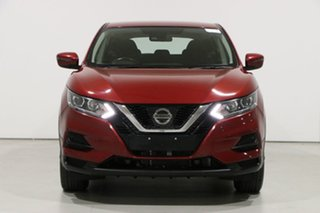 2018 Nissan Qashqai J11 MY18 ST Red Continuous Variable Wagon.