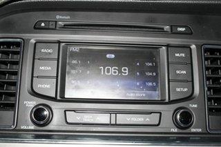 2016 Hyundai Sonata LF2 MY16 Active Coast Blue Wu7 6 Speed Sports Automatic Sedan