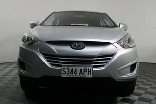 2011 Hyundai ix35 LM MY12 Active Silver 6 Speed Sports Automatic Wagon.
