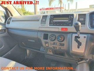 2010 Toyota HiAce TRH201R White Automatic Van