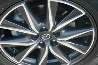 2017 Mazda CX-5 KF4W2A GT SKYACTIV-Drive i-ACTIV AWD Blue 6 Speed Sports Automatic Wagon
