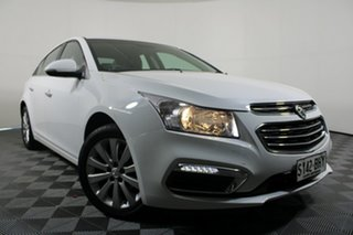 2015 Holden Cruze JH Series II MY15 CDX White 6 Speed Sports Automatic Sedan.