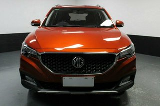2018 MG ZS AZS1 Essence 2WD Orange 6 Speed Automatic Wagon.