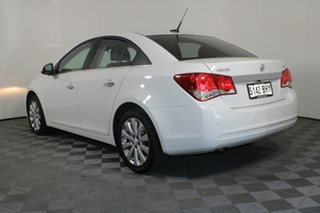 2015 Holden Cruze JH Series II MY15 CDX White 6 Speed Sports Automatic Sedan