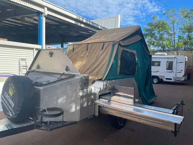 Used Custom St James, 2010 Custom Made Camper Trailer