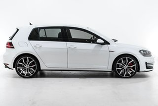 2014 Volkswagen Golf VII MY15 GTI DSG Performance White 6 Speed Sports Automatic Dual Clutch