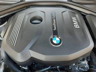 2015 BMW 3 Series F30 LCI 318i Luxury Line White 8 Speed Sports Automatic Sedan