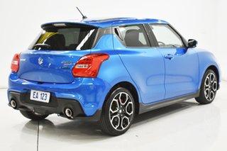 2018 Suzuki Swift AZ Sport Blue 6 Speed Manual Hatchback