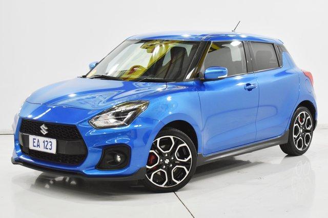 Used Suzuki Swift AZ Sport Brooklyn, 2018 Suzuki Swift AZ Sport Blue 6 Speed Manual Hatchback