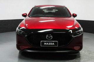 2019 Mazda 3 BP2HLA G25 SKYACTIV-Drive GT Red 6 Speed Sports Automatic Hatchback.