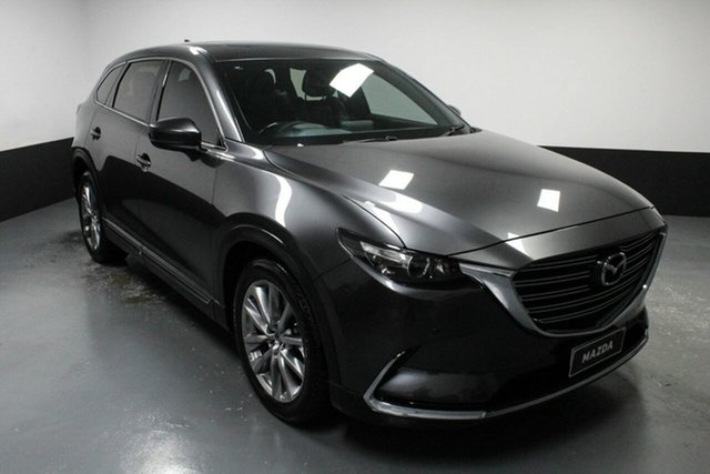 Used Mazda CX-9 TC GT SKYACTIV-Drive Cardiff, 2016 Mazda CX-9 TC GT SKYACTIV-Drive Grey 6 Speed Sports Automatic Wagon