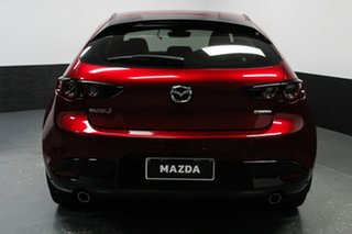 2019 Mazda 3 BP2HLA G25 SKYACTIV-Drive GT Red 6 Speed Sports Automatic Hatchback