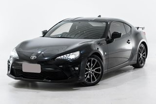 2017 Toyota 86 ZN6 GTS Black 6 Speed Manual Coupe.