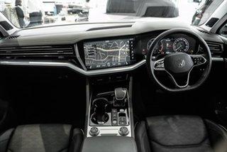 2021 Volkswagen Touareg CR MY21 210TDI Tiptronic 4MOTION Elegance White 8 Speed Sports Automatic.