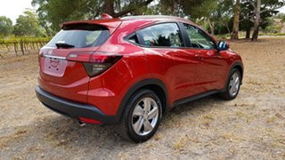 2021 Honda HR-V MY21 VTi-S Passion Red 1 Speed Automatic Hatchback