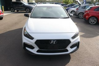 2021 Hyundai i30 PD.V4 MY21 N Line Polar White 6 Speed Manual Hatchback