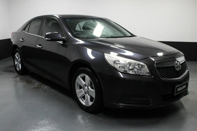 Used Holden Malibu V300 MY13 CD Hamilton, 2013 Holden Malibu V300 MY13 CD Grey 6 Speed Sports Automatic Sedan