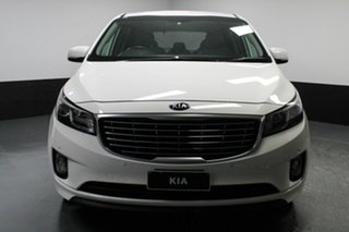 2017 Kia Carnival YP MY17 SLi White 6 Speed Sports Automatic Wagon