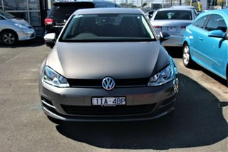 2016 Volkswagen Golf VII MY16 92TSI DSG Grey 7 Speed Sports Automatic Dual Clutch Hatchback.