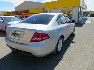 2010 Ford Falcon FG XT Silver 6 Speed Auto Seq Sportshift Sedan