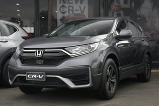 2021 Honda CR-V RW MY21 Vi FWD Modern Steel 1 Speed Constant Variable Wagon.