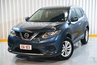 2014 Nissan X-Trail T32 TS X-tronic 2WD Blue 7 Speed Constant Variable Wagon.