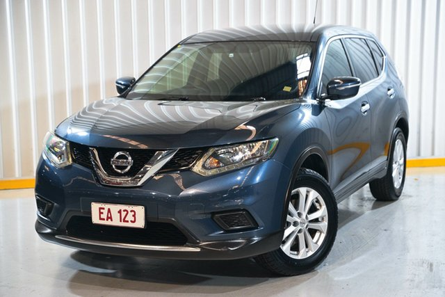 Used Nissan X-Trail T32 TS X-tronic 2WD Hendra, 2014 Nissan X-Trail T32 TS X-tronic 2WD Blue 7 Speed Constant Variable Wagon