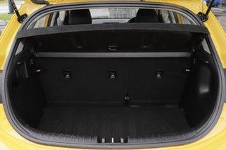 2019 Kia Rio YB MY20 S Yellow 4 Speed Sports Automatic Hatchback
