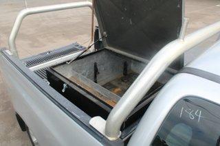 2009 Ford Falcon FG R6 (LPG) Silver 4 Speed Auto Seq Sportshift Utility