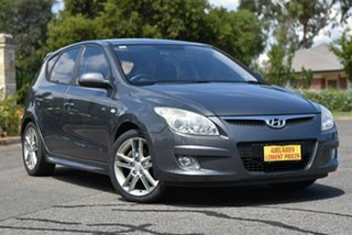 2008 Hyundai i30 FD SR Grey 5 Speed Manual Hatchback.