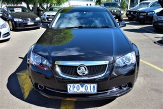 2012 Holden Calais VE II MY12.5 V Sportwagon Black 6 Speed Sports Automatic Wagon