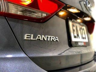 2016 Hyundai Elantra AD MY17 Active Grey 6 Speed Sports Automatic Sedan