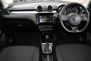 2020 Suzuki Swift AZ Series II GLX Turbo Pure White Pearl 6 Speed Sports Automatic Hatchback