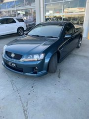 2009 Holden Ute VE MY09.5 SV6 Blue 6 Speed Manual Utility.