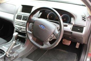 2009 Ford Falcon FG XR6 (LPG) Grey 4 Speed Auto Seq Sportshift Sedan