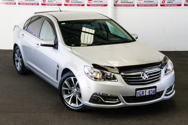 Pre-Owned Holden Calais VF II Myaree, 2015 Holden Calais VF II 6 Speed Automatic Sedan