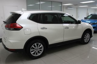 2018 Nissan X-Trail T32 Series II ST White 7 Speed Constant Variable Wagon.