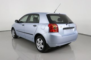 2005 Toyota Corolla ZZE122R Ascent Blue 4 Speed Automatic Sedan